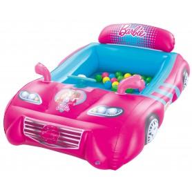 Bestway 93207 Auto Sportiva di Barbie con Volante e Schienale