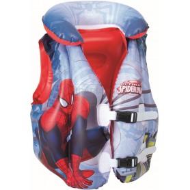 BESTWAY 98014 GIUBBOTTO GONFIABILE SPIDER MAN CM 51X46