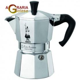 BIALETTI CAFFETTIERA CAFFE MOKA EXPRESS 1 TAZZA