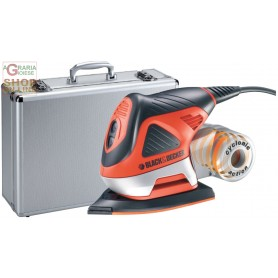 BLACK AND DECKER LEVIGATRICE MULTIFUNZIONE KA270MET CON