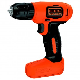 BLACK AND DECKER TRAPANO AVVITATORE A BATTERIA 1,5 AH 7,2V