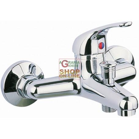 Blinky miscelatore vasca bagno con aeratore - Aeratore per bagno ...