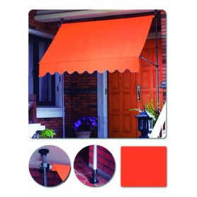 BLINKY TENDA DA SOLE AUTOPORTANTE ARANCIO MT.2,5X1,5