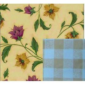BLINKY TOVAGLIA DOUBLE-FACE FIORI-LIBERTY MT. 1,4X30