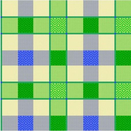 BLINKY TOVAGLIA IN PVC SCOZIA MT. 1,4X30