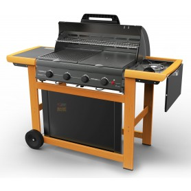 CAMPINGAZ BARBECUE A GAS ADELAIDE 4 WOODY DLX