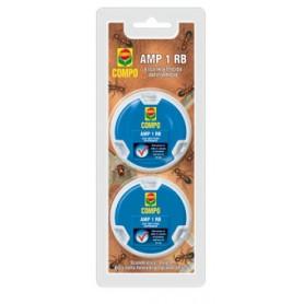 Compo esche gel amp 1 rb anti formiche pronto uso for Esche per formiche