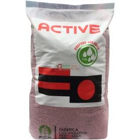 CONCIME ORGANO MINERALE ACTIVE SUPER RED NPK 14.7.7 CON MICRO