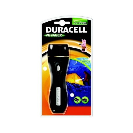 DURACELL TORCIA VOYAGER 2AA