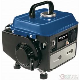 Einhell Generatore di corrente due tempi BT-PG 850/2 watt. 720