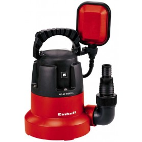 Einhell Pompa elettrica as immersione acque chiare fondo piatto