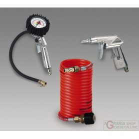 Einhell Set 3 accessori per compressore