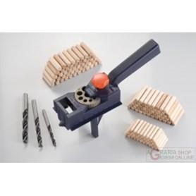 Einhell set completo per spinatura con 150 spine in legno for Guida per spinatura