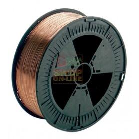 ESAB FILO PER SALDARE DIAMETRO MM. 0,8 DA KG. 15 R.88470