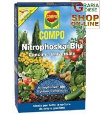 COMPO CONCIME NITROPHOSKA BLU KG. 5