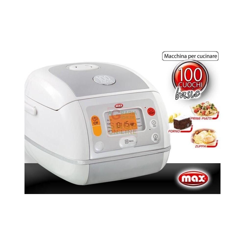 Max macchina per cucinare 100 cuochi - Macchina per cucinare ...