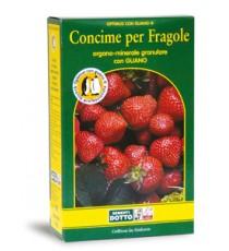 CONCIME OPTIMUS CON GUANO FRAGOLE GRANULARE KG.2.5
