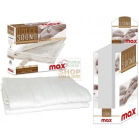 MAX SCALDALETTO DOLCESOGNO SINGOLA 150X80