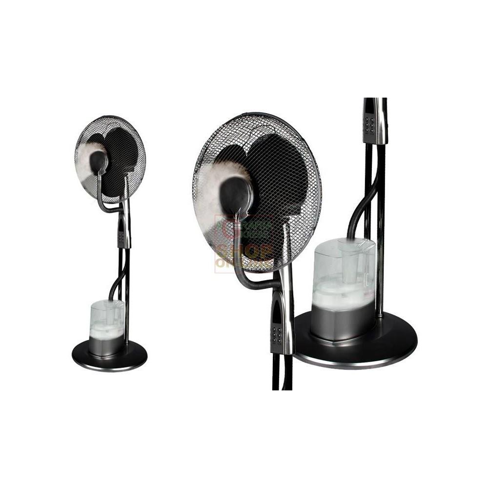 Max ventilatore con nebulizzatore for Ventilatore con nebulizzatore per interni