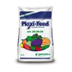 MAXI FEED NPK 9.18.27 CON MICROLEMENTI concime per