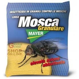 MOSCAMAYER INSETTICIDA GRANULARE CONTRO LE MOSCHE MOSCHICIDA