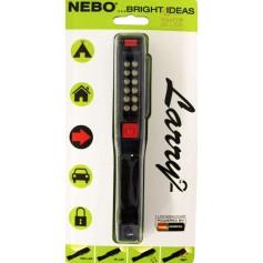 NEBO TORCIA A LED 160 LUMEN MODELLO LARRY 2 CON BATTERIA