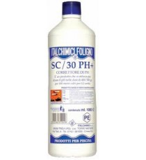CORRETTORE PH+ PER PISCINE MOD.SC-30 LT.1