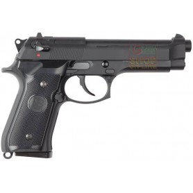 PISTOLA A GAS AIRSOFT M9 PESANTE CALIBRO MM. 6 JOULE 0.8