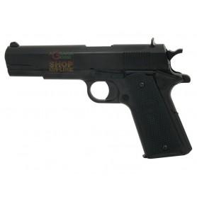 PISTOLA AIRSOFT STI M1911 CLASSIC CALIBRO MM. 6 JOULE 0.5