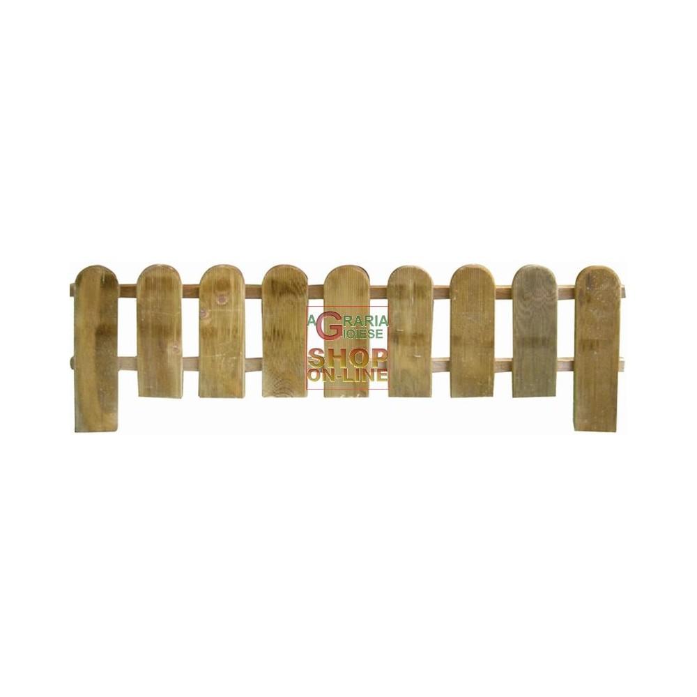 Recinzione in legno mod inglese for Recinzione legno
