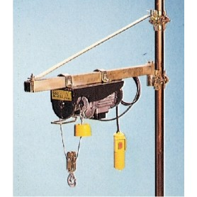Paranchi elettrici chiara de caria shop on line for Bandiera per paranco elettrico