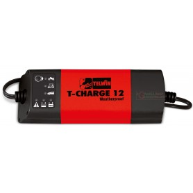 TELWIN CARICABATTERIE ELETTRONICO TRONIC T-CHARGE 12 V