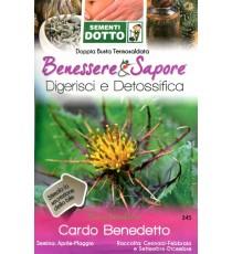 DOTTO BUSTE SEMI DI CARDO BENEDETTO