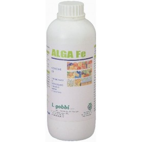 Gobbi alga fe con ferro kg 1 3 for Ferro usato al kg
