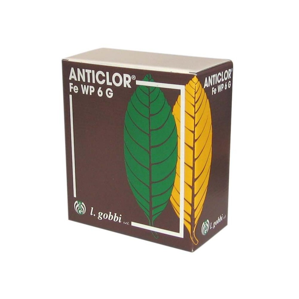 Gobbi ferro chelato anticlor fe wp 6 g kg 5 for Ferro usato al kg