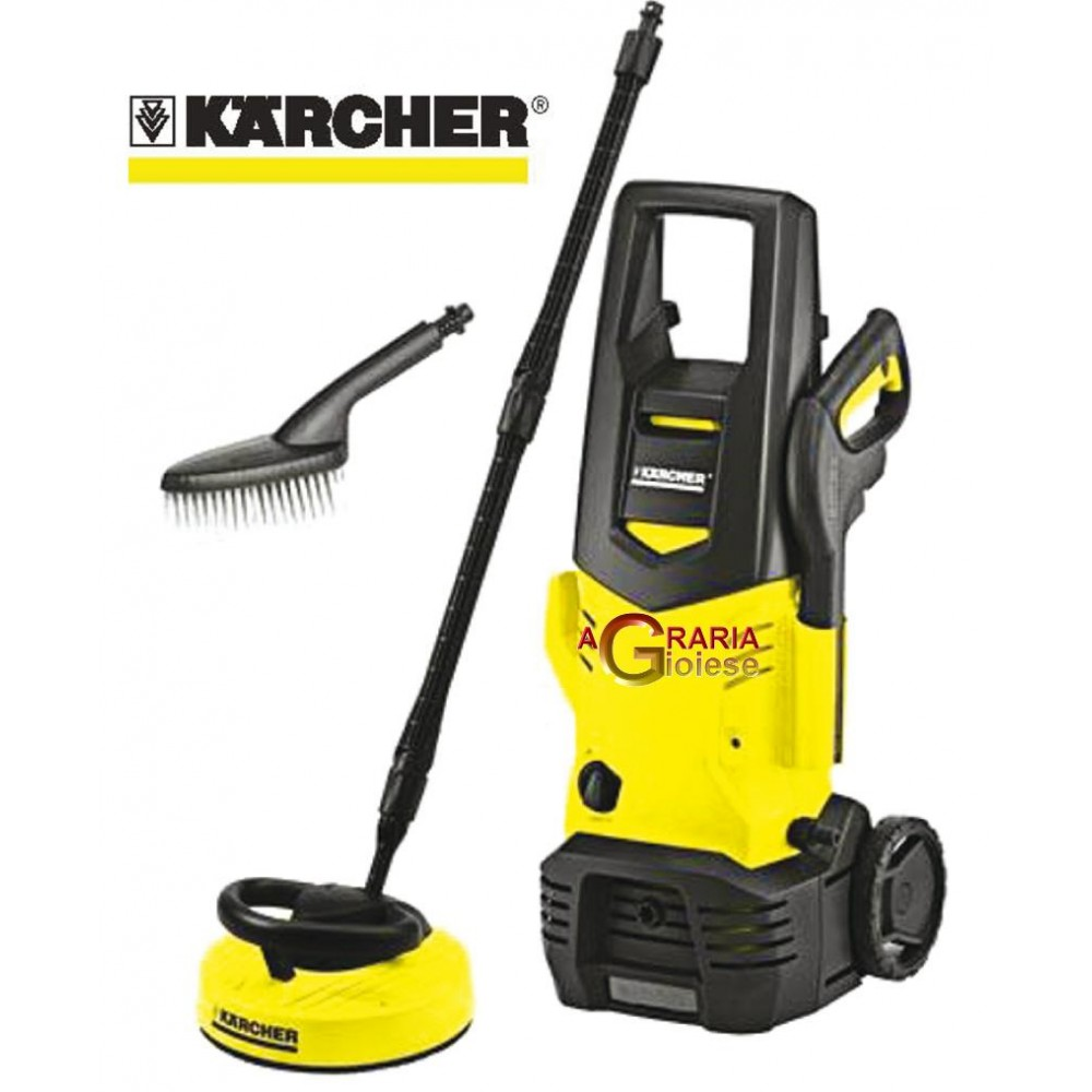 karcher idropulitrice bar 120 watt 1600. Black Bedroom Furniture Sets. Home Design Ideas