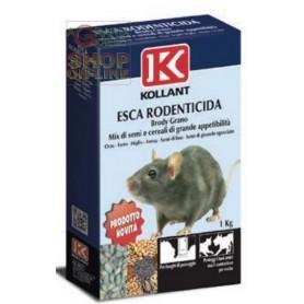 KOLLANT BRODY MIX ESCA TOPICIDA GRANULARE Mix di semi e cereali