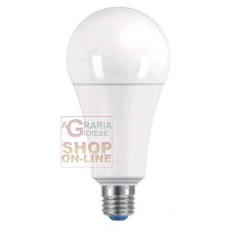 Lampada goccia a led e27 luce fredda lumen 1521 watt 14 5w for Lampadine led lumen