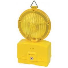 LAMPEGGIATORE A LED PER CANTIERE LUCE GIALLA senza batteria