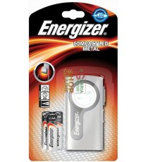 ENERGIZER TORCIA COMPACT LED METAL