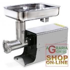 LEONARDI TRITACARNE ELETTRICO CARENATO INOX 12 HP. 0,5