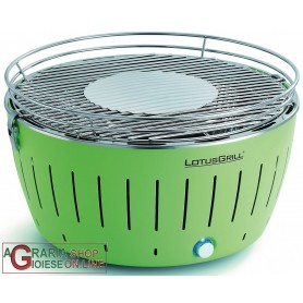 LOTUSGRILL LOTUS GRILL XL BARBECUE DA TAVOLO PORTATILE PER