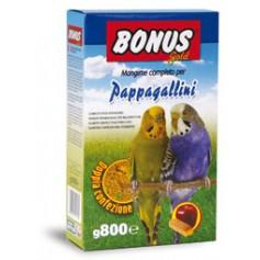MANGIME PAPPAGALLINI SD 6 BONUS GOLD GR. 800
