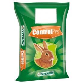 MANGIME PER CONIGLI COMPLETO PER SVEZZAMENTO INGRASSO E FATTRICI CONTROL-PRO C99 KG. 15