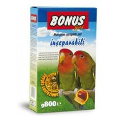 MANGIME PER INSEPARABILI BONUS GOLD SD8 GR. 800
