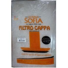 FILTRO PER CAPPA DI CUCINA RICAMBIO DONNA SOFIA CM. 80X40