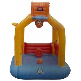 GONFIABILE JUMPING BASKETBALL cm. 140x150x180h.