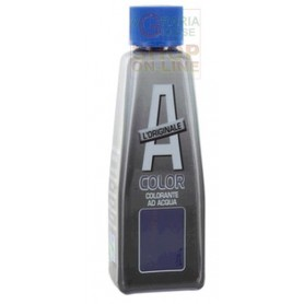 ACOLOR COLORANTRE WATER FOR WATER-BASED PAINTS ML. 45 COLOR BLUE No. 3