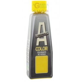 ACOLOR COLORANTRE WATER FOR WATER-BASED PAINTS ML. 45 GOLDEN YELLOW in COLOUR No. 1