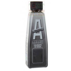 ACOLOR COLORANTRE WATER FOR WATER-BASED PAINTS ML. 45 COLOR BLACK No. 4